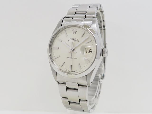 quality design 95071 a5bc3 ロレックス オイスターデイト 6694 20番台(1966年頃)の買取 ...