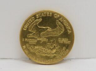 アメリカ金貨 イーグル