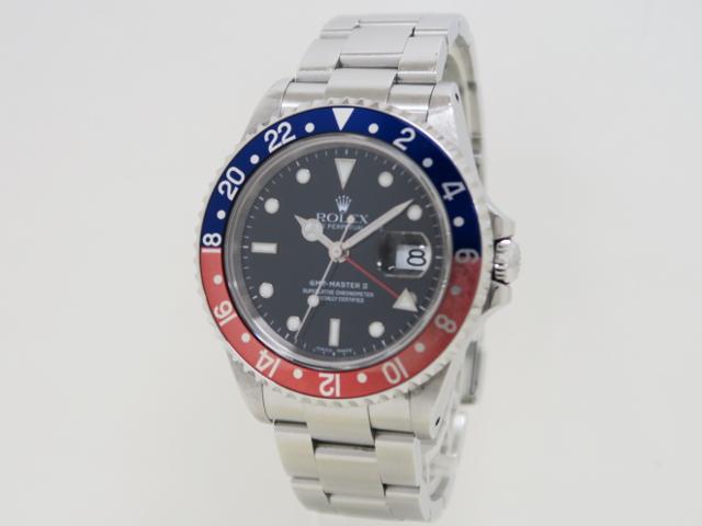 GMTマスターⅡ 16710 赤青ベゼル