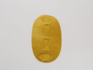 純金小判型 工芸品