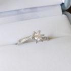 ダイヤモンド買取りPt900 D0.293