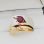 ruby ring R1.02