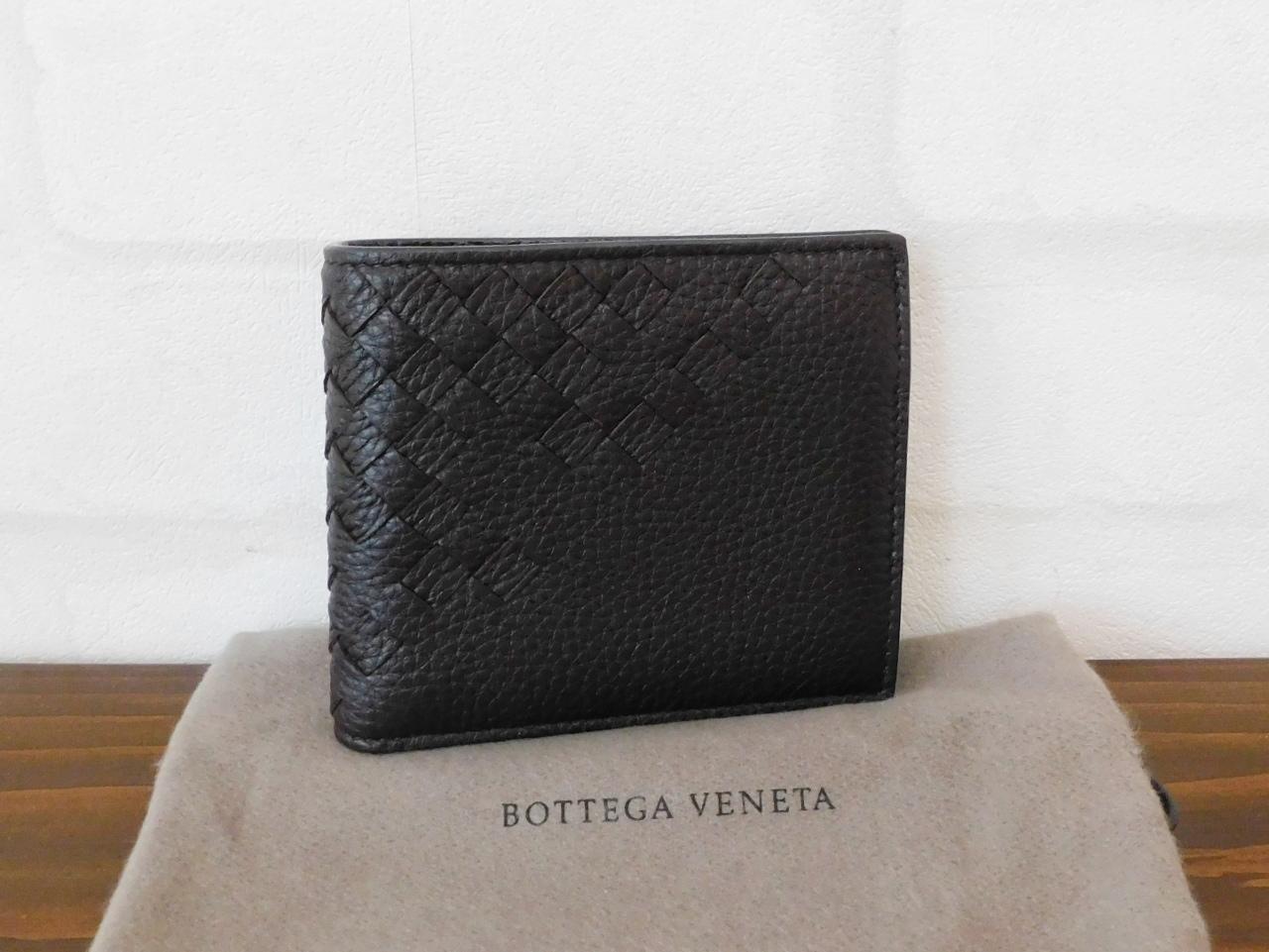 ボッテガヴェネタ 二つ折り財布